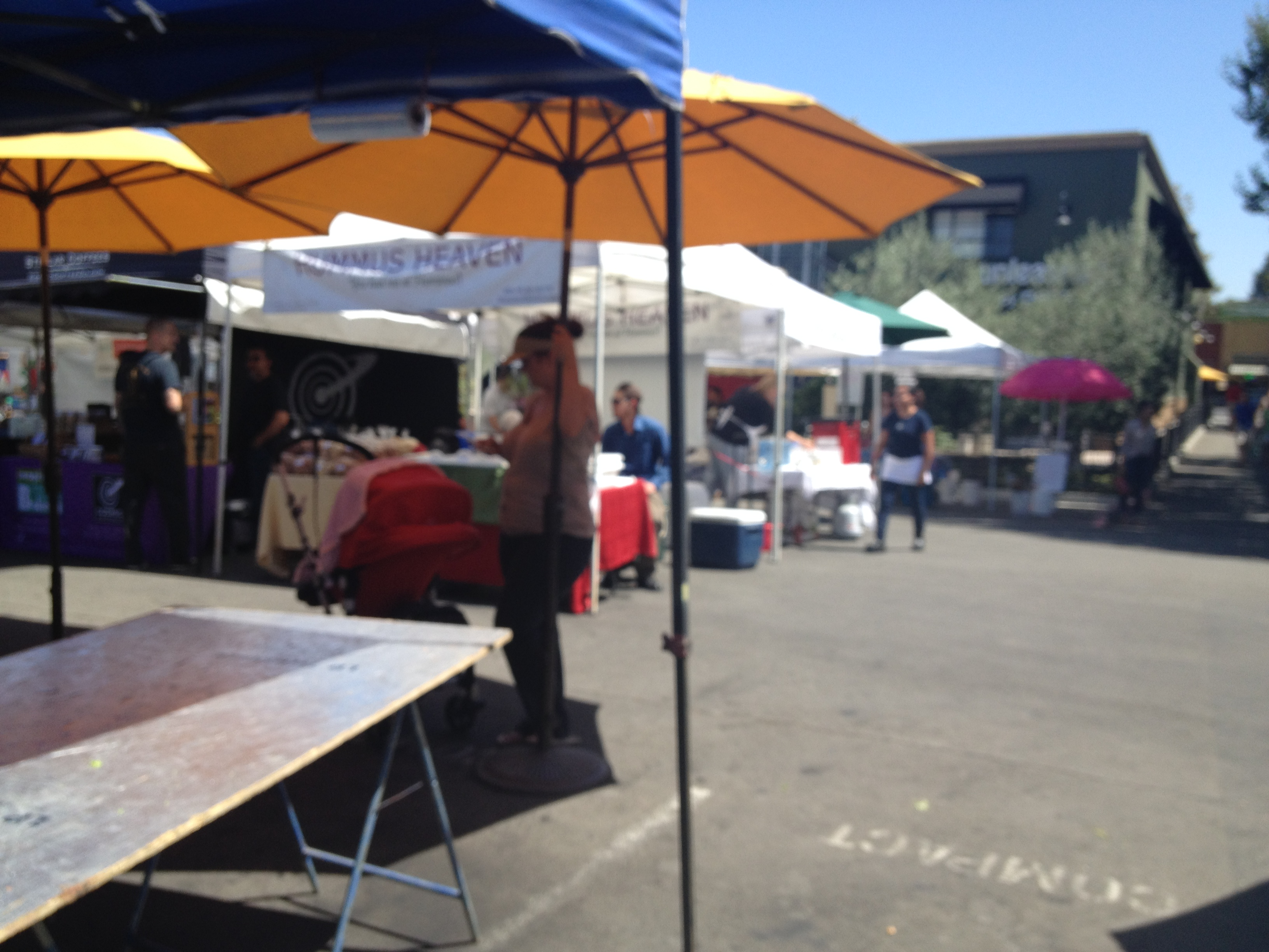 Round Table Capitol Expressway Campbells Farmers Market Continues To Shame Nearby Willow Glens