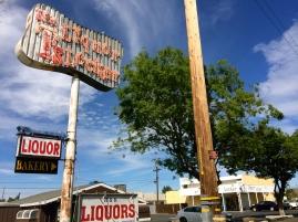 Mr. T's Liquor Locker, behind Bits & Pieces