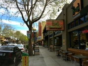 Aqui Cal-Mex (approachable from Lincoln Avenue or back parking lot)