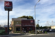 Jack in the Box (at Willow St East/Blewett Avenue)