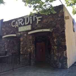 The Cardiff Lounge